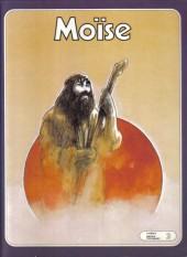 Ancien testament -3- Moïse