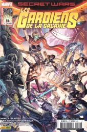 Secret Wars : Les Gardiens de la Galaxie -4- Traîtrise