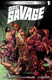 Altered States - Doc Savage