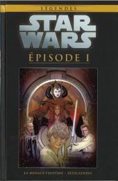 Star Wars - Légendes - La Collection (Hachette) -1324- Episode I - La Menace Fantôme - Révélations