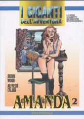 Amanda (Giganti dell'avventura) -271- Amanda