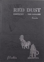 Comanche -HS- Red Dust, Kentucky, Ten Gallons
