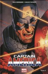 Captain America (Marvel Now!) -3- Nuke se déchaîne
