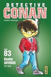 Detective Conan -83- Tome 83