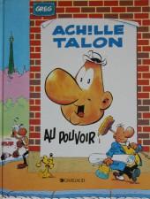 Achille Talon -6c84- Achille Talon au pouvoir