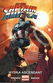 All-New Captain America (2015) -INT01- Hydra ascendant