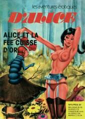 Alice (Les aventures érotiques d') -5- Alice et la fée Cuisse d'or