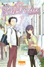 A Silent Voice -7- Tome 7