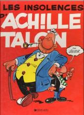 Achille Talon -7c84- Les insolences d'achille talon