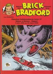Luc Bradefer - Brick Bradford -PH17- Brick Bradford - Planches hebdomadaires tome 17