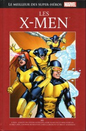 Marvel Comics : Le meilleur des Super-Héros - La collection (Hachette) -8- Les X-Men