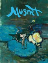 Musnet -1- La souris de Monet