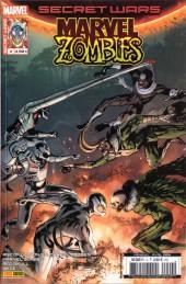 Secret Wars : Marvel Zombies -4- Entre le chagrin et le néant ...