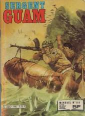 Sergent Guam -116- Le reveil des dieux