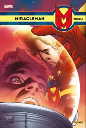 Miracleman (Panini) -4- Tome 4: l'age d'or