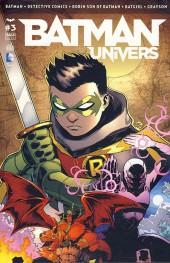 Batman Univers -3- Numéro 3