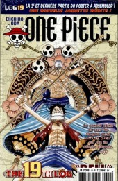 One Piece - La collection (Hachette) -19- The 19th Log