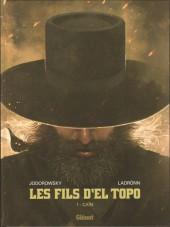 Les fils d'El Topo  -1- Caïn