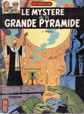 Blake et Mortimer (Historique) -4b72- Le Mystère de la Grande Pyramide - 2e partie
