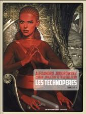 Les technopères -INT01- Tomes 1 à 4