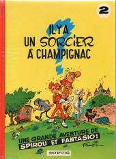 Spirou et Fantasio -2e77a- Il y a un sorcier à champignac