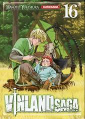 Vinland Saga -16- Tome 16
