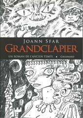 (AUT) Sfar - Granclapier un roman de l'ancien temps