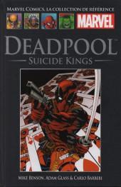 Marvel Comics - La collection (Hachette) -5957- Deadpool - Suicide Kings