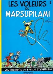 Spirou et Fantasio -5h03- Les voleurs du marsupilami