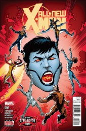 All-New X-Men (2016) -9- All-New X-Men #9
