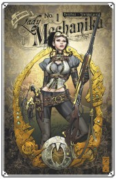 Lady Mechanika -1- Le Mystère du corps mécanique