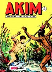 Akim (1re série) -293- Le lac fantôme