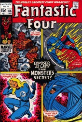 Fantastic Four (1961) -106- The Monster's Secret!