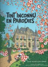 Tintin - Divers - Tint'inconnu en parodies