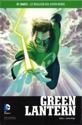 DC Comics - Le Meilleur des Super-Héros -Premium01- Green Lantern - Sans Peur - Tome 1