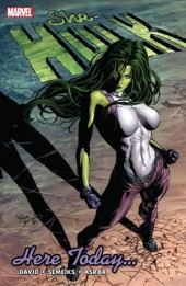 She-Hulk (2005) -INT07- Here Today...