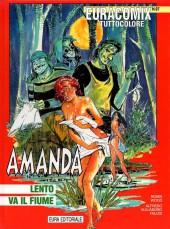 Amanda (euracomix) -1- Lento va il fiume