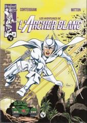 L'archer blanc (Original Watts) -5- Les aventures de l'archer blanc