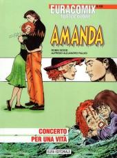 Amanda (euracomix) -3- Concerto per una vita
