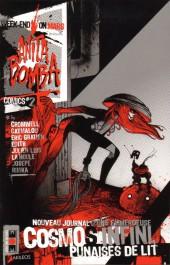 Anita Bomba -Comics2- Cosmos infini, punaises de lit