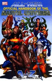 All-New official handbook of the Marvel universe A to Z (2006) -2- Benny Beckley to Crazy Eight