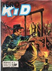 Néro Kid -5- L'ombre du passé