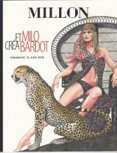 (Catalogues) Ventes aux enchères - Et Milo créa Bardot - Millon-Dimanche 12 juin 2016 - Drouot - Paris