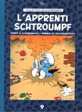 Les schtroumpfs - La collection (Hachette) -10- L'apprenti schtroumpf