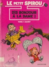 Le petit Spirou -1- Dis bonjour à la dame !
