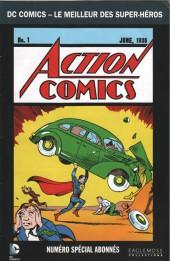 DC Comics - Le Meilleur des Super-Héros -HS- Action Comics N°1 - Numéro Spécial Abonnés