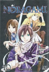 Noragami -10- Tome 10