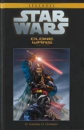 Star Wars - Légendes - La Collection (Hachette) -1729- Clone Wars - IV. Lumière et Ténèbres
