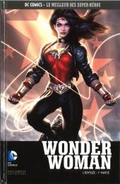DC Comics - Le Meilleur des Super-Héros -22- Wonder Woman - L'Odyssée  - 1re partie