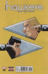 All-New Hawkeye (2016) -5- Hawkeyes Part Two of Three